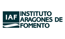 Folleto para Instituto Aragonés de Fomento
