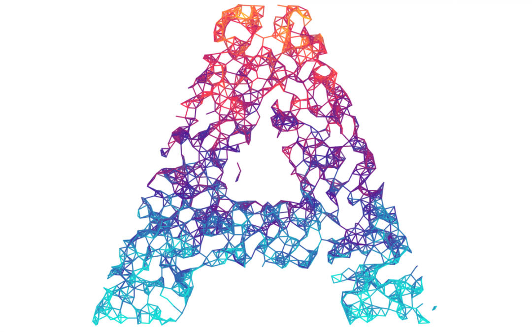 Hyper Glu, arte generado por algoritmos matemáticos
