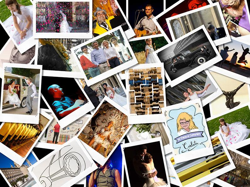 Fotografía de eventos, fotografía de producto, bodas comuniones en Zaragoza