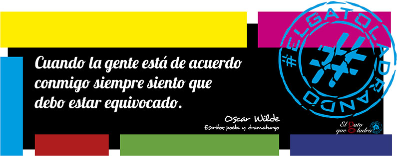 Frase del día, Oscar Wilde sobre la gente