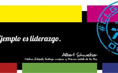 Frase del día, Albert Schweitzer sobre liderazgo