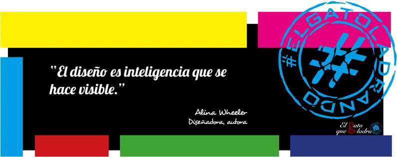 Frase del día, Alina Wheeler sobre la inteligencia
