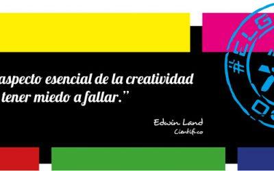 Frase del día, Edwin Lan sobre la creatividad