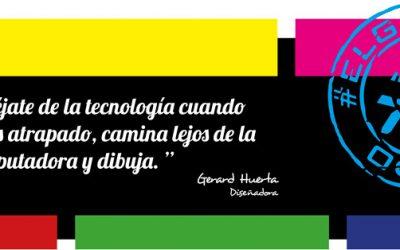 Frase del día, Gerard Huerta sobre la tecnología