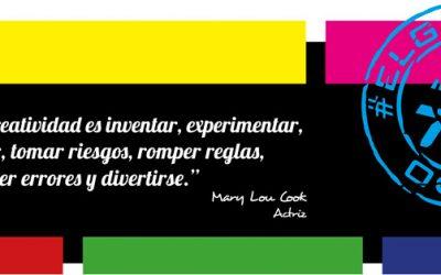 Frase del día, Mary Lou Cook sobre la creatividad