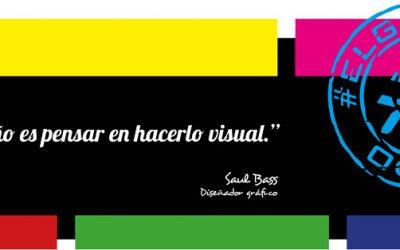 Frase del día, Saul Bass sobre el diseño